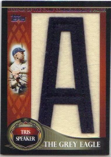 Greg maddux 2009 topps commemorative patch 1997 all star game.
